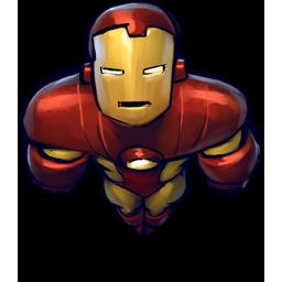 Flying Iron Man