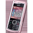 Nokia N72 pink-128