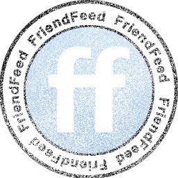 FriendFeed stamp