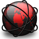 Entire Network black red-128
