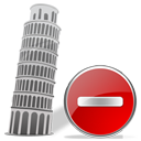 Tower of Pisa Delete-128