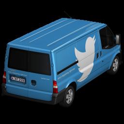 Van Twitter Back