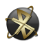 Bluetooth Gold icon
