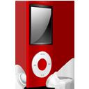 iPod Nano red off-128