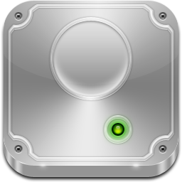 Hard Drive Icon Download Iicons Icons Iconspedia