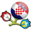 Euro 2012 Croatia icon