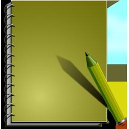 Sketchbook & Pen