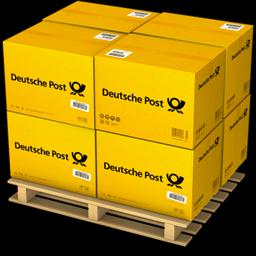 Deutsche Post Boxes