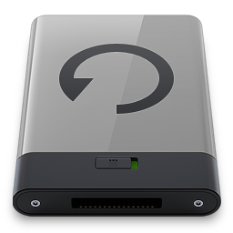 HDD Grey Backup B