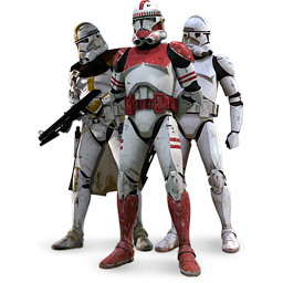 Clone Troopers Icon Download Star Wars Characters Icons