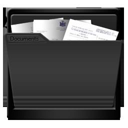 Black My Documents