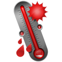 Weather Thermometer-128