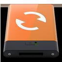 HDD Orange Sync W-128