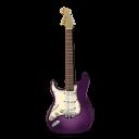 Stratocastor Guitar Pink-128
