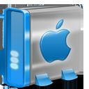Mac HD blue-128