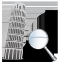 Tower of Pisa Zoom-128