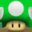 1UP Mushroom Icon