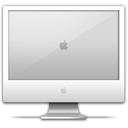 Computer white
