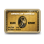 American Express Gold icon