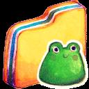 Froggy Folder-128