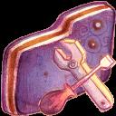 Customize Violet Folder-128