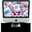Pink iMac icon
