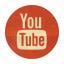 Retro Youtube Rounded icon