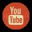 Retro Youtube Rounded-64