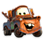 Cars Mater Icon