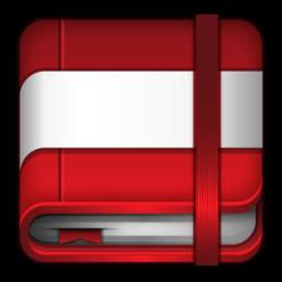 Moleskine Red