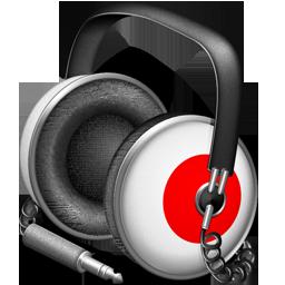 Japanese Jive headphones