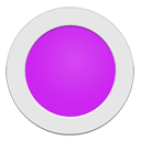 Purple Circle-128