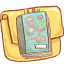 Folder Notebook Alt icon