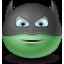 Batman emoticon