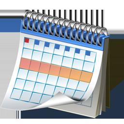 Calendar Week Icon Download Yopls Icons Iconspedia