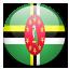 Dominica Flag-64