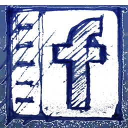 Hand Drawn Facebook