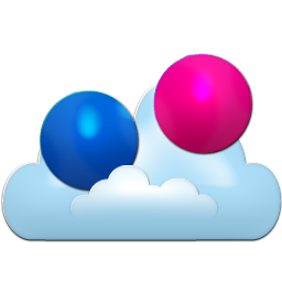 Flickr cloud