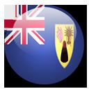 Turks and Caicos Islands Flag-128