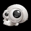 Skull Shocked-128