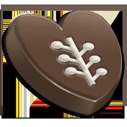 Newsvine heart