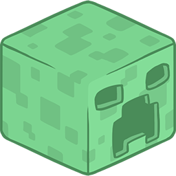3D Creeper Minecraft