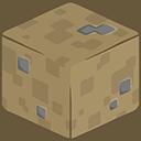 3D Dirt Minecraft-128