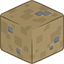3D Dirt Minecraft icon