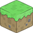 3D Grass Minecraft-48
