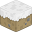 3D Snow Minecraft icon