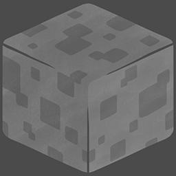 3D Stone Minecraft