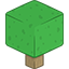 3D Tree Minecraft icon