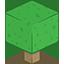 3D Tree Minecraft Icon