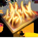 Burn Black-128
